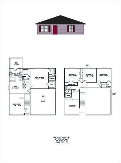 Merriam Woods, Rockaway Beach Single Family Home For Sale: Tbd Lot 55 Mockingbird Road