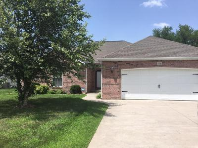 Joplin Single Family Home Active w/Contingency: 2731 East Whitney Way