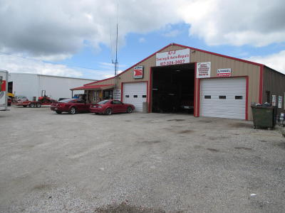 Polk County Commercial For Sale: 965 East Mt Gilead Road