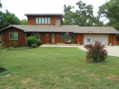 Joplin Single Family Home For Sale: 210 Eagle Ridge Road