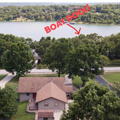 Kimberling City Single Family Home For Sale: 191 Lakefront Circle
