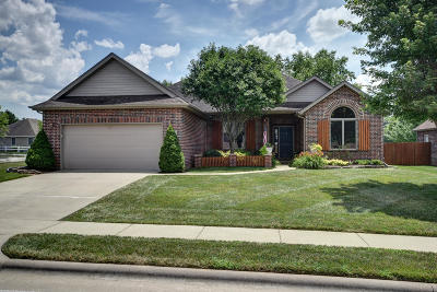 Ozark Single Family Home For Sale: 601 North Lincoln Court