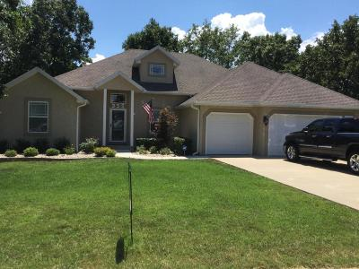 Branson MO Single Family Home For Sale: $264,900