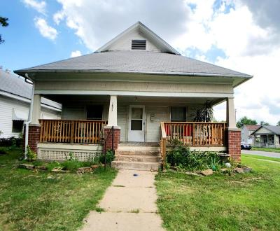 Joplin Single Family Home For Sale: 1623 Virginia Avenue