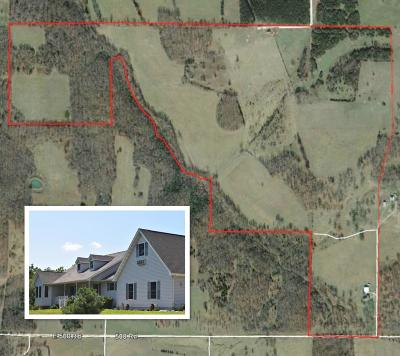 Humansville Farm For Sale: 22647 East 500th Road