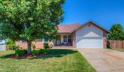 Willard Single Family Home Active w/Contingency: 713 Berry Lane