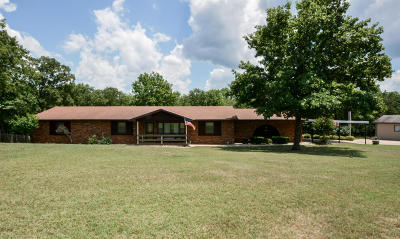 Branson MO Single Family Home For Sale: $288,900