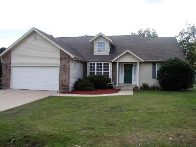 Branson MO Single Family Home For Sale: $249,000