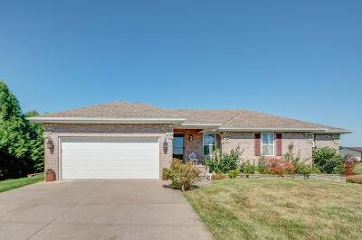 Ozark MO Single Family Home For Sale: $259,900