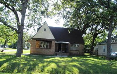 Joplin Single Family Home For Sale: 2502 North Florida Avenue
