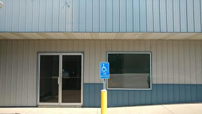 Cedar County Commercial For Sale: 205 West 54 Hwy