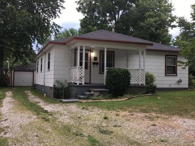Springfield MO Single Family Home For Sale: $75,000