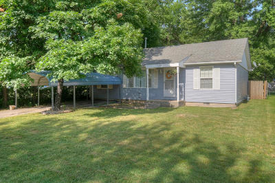 Joplin Single Family Home For Sale: 1007 Jefferson Avenue