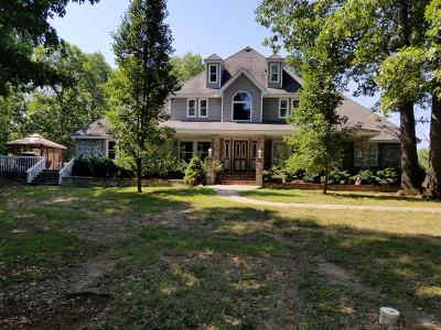Marshfield Single Family Home For Sale: 1488 Bell Ford Road