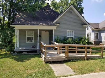 Springfield MO Single Family Home For Sale: $53,500