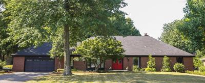 Springfield Single Family Home For Sale: 1030 East Brookside Drive
