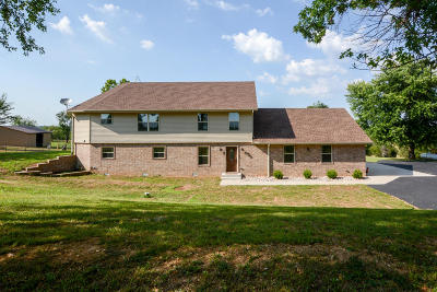 Republic Single Family Home For Sale: 6755 West Farm Rd 194