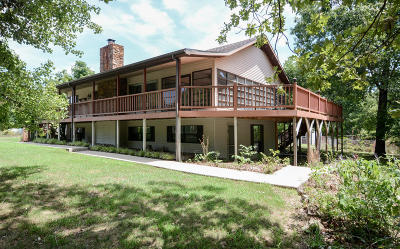 Golden Single Family Home For Sale: 22320 Tucker Hollow Road