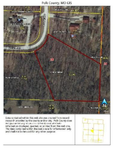 Bolivar Residential Lots & Land For Sale: 1 East Tbd East 412 Road Road