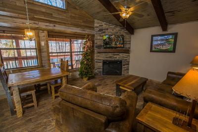 Indian Point Single Family Home For Sale: 26 Cave Lane #Cabin 15