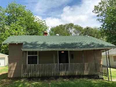 Springfield MO Single Family Home For Sale: $49,900