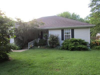 Willard Single Family Home For Sale: 209 Jeb Street