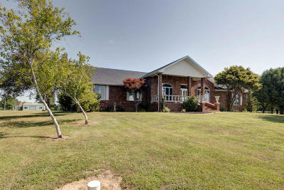 Springfield Single Family Home For Sale: 5517 North Farm Rd 175