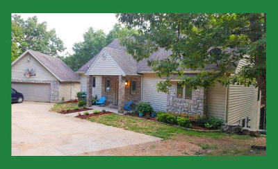 Nixa Single Family Home For Sale: 1936 West James River Drive