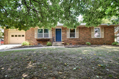 Nixa MO Single Family Home For Sale: $117,900