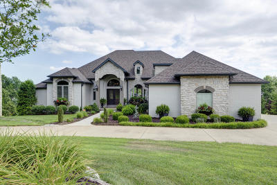 Springfield Single Family Home For Sale: 3835 East Pond Apple Drive
