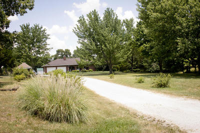 Galena Single Family Home For Sale: 455 Coon Ridge Road