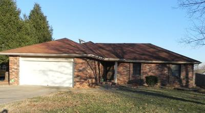 Springfield MO Single Family Home For Sale: $139,500