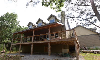 Single Family Home For Sale: 1659 Alyeska Point Road