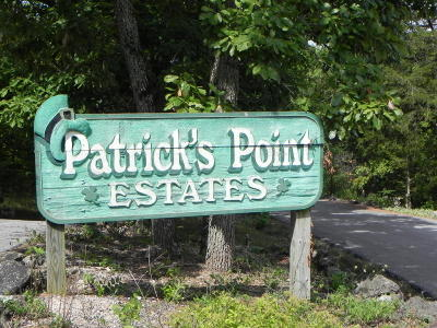 Residential Lots & Land For Sale: Lot 11 Patrick's Point Rd. Road