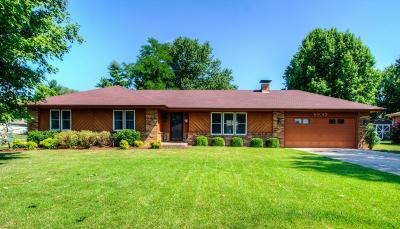 Springfield Single Family Home For Sale: 6945 West Dogwood Street