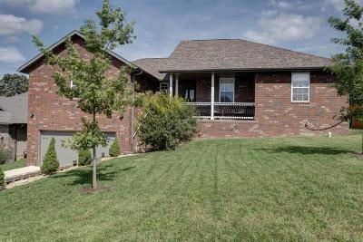 Nixa MO Single Family Home For Sale: $230,000