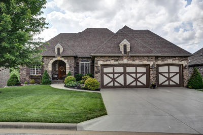 Nixa Single Family Home For Sale: 1440 North Rich Hill Circle