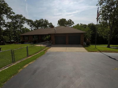 Springfield Single Family Home For Sale: 9240 North Farm Rd 141