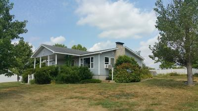 Stockton Single Family Home For Sale: 19045 East Highway M