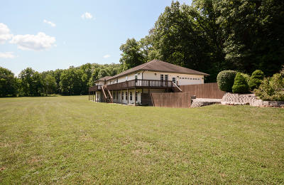 Single Family Home For Sale: 1115 Bear Creek Road