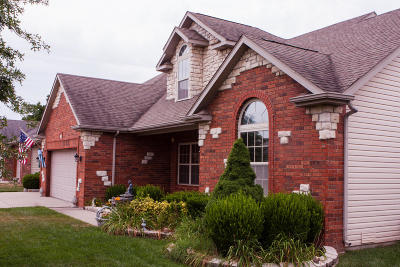 Republic Single Family Home For Sale: 229 North Tierra Drive