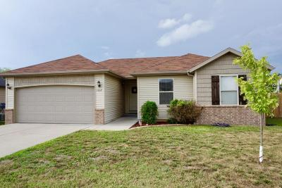 Ozark Single Family Home For Sale: 1207 West Canton Court