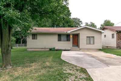 Springfield Single Family Home For Sale: 1421 South Kansas Avenue