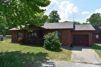 Joplin Single Family Home For Sale: 102 & 104 Pershing