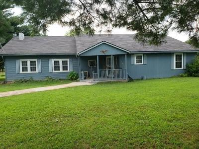 Single Family Home For Sale: 759 County Road 2790