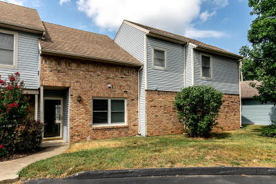 Springfield Condo/Townhouse For Sale: 2700 South Ingram Mill Road #10