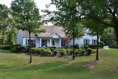 Joplin Single Family Home For Sale: 6527 El Reno