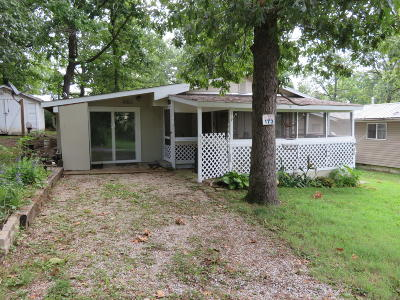 Cedar Creek MO Single Family Home For Sale: $54,900