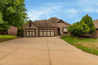 Nixa Single Family Home For Sale: 846 East Grafton Drive