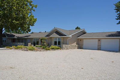 Aurora Single Family Home For Sale: 17164 State Hwy 39